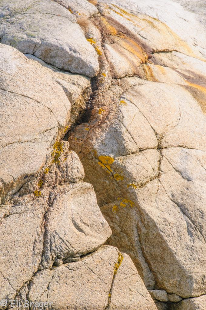 Detaljer i sten