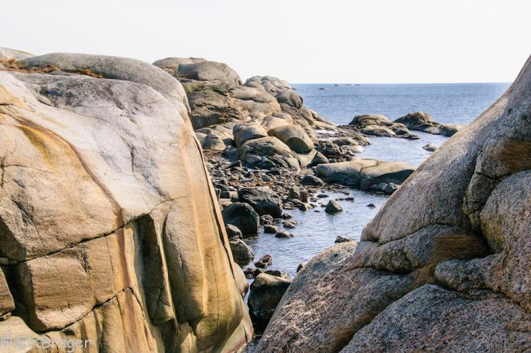 Fjell og sjø